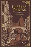 Charles Dickens (Barnes & Noble Omnibus Leatherbound Classics): Five Novels (Barnes & Noble Leatherbound Classic Collection)
