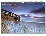 artboxONE Kalender 2019 Nordsee Romantik Wandkalender A2 Natur