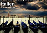Italien Impressionen (Wandkalender 2019 DIN A2 quer): Italiens Romantik und La Dolce Vita (Monatskalender, 14 Seiten ) (CALVENDO Orte)
