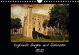 Englands Burgen und Schlösser 2020 (Wandkalender 2020 DIN A4 quer): Tolle Bilder in besonderer Stimmung. (Monatskalender, 14 Seiten ) (CALVENDO Orte)