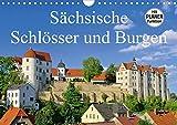 Sächsische Schlösser und Burgen (Wandkalender 2020 DIN A4 quer): Dieser Kalender zeigt einige der schönsten Burgen und Schlösser in Sachsen. (Geburtstagskalender, 14 Seiten ) (CALVENDO Orte)