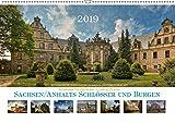 Schlösser und Burgen in Sachsen/Anhalt (Wandkalender 2019 DIN A2 quer)