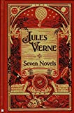 Jules Verne (Barnes & Noble Collectible Classics: Omnibus Edition): Seven Novels (Barnes & Noble Leatherbound Classic Collection)