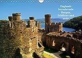 Englands bezaubernde Burgen, Schlösser und mehr (Wandkalender 2019 DIN A4 quer): Auszug bezaubernder Burgen, Schlösser und u.a. Kirche, Kathedrale und ... 14 Seiten (CALVENDO Orte)