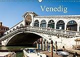 Venedig (Wandkalender 2019 DIN A3 quer): Stadtansichten von Venedig (Monatskalender, 14 Seiten ) (CALVENDO Orte)