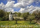 Burgen und Schlösser der Eifel (Wandkalender 2019 DIN A2 quer): Die malerischsten Burgen und Schlösser in der Eifel (Monatskalender, 14 Seiten ) (CALVENDO Orte)