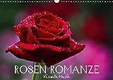Rosen Romanze - Visuelle Musik (Wandkalender 2021 DIN A3 quer)