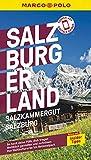 MARCO POLO Reiseführer Salzburger Land: Reisen mit Insider-Tipps. Inklusive kostenloser Touren-App