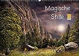 Magische Stille (Wandkalender 2022 DIN A2 quer)