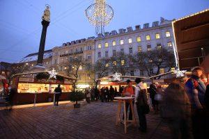 Advent am Eisernen Tor in Graz