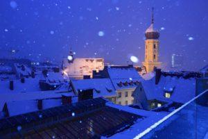 Graz im Winter