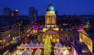 Weihnachtsmarkt Berlin Gendarmenmarkt
