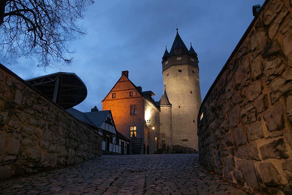 Weihnachtsmarkt Termine Nrw.Mittelalterliche Weihnachtsmarkt Auf Burg Altena In Nrw