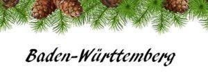 Baden-Württemberg Weihnachtsmarkt Link