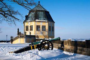 Königstein im winter