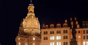 Advent an der Frauenkirche Dresden