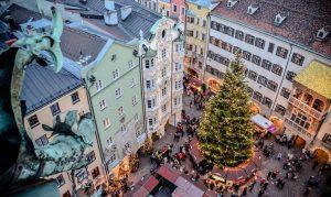 Christkindlmarkt Innsbruck Altstadt