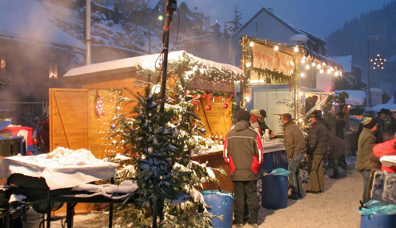 Kugelmarkt in Lauscha - Weihnachtsmärkte in Thüringen