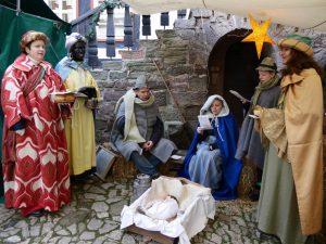 Advent auf Ludwigstein