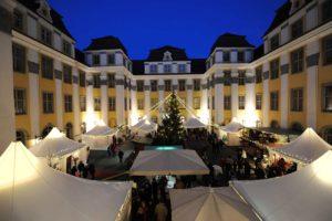 Weihnachten Schloss Tettnang
