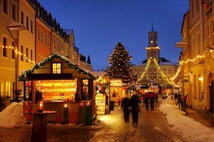 Schneeberg Weihnachtsmarkt