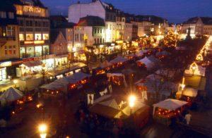 Mittelalterlicher Markt in Siegburg