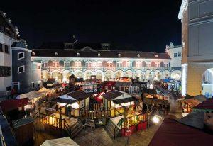 Mittelalter Weihnachten Stallhof Dresden