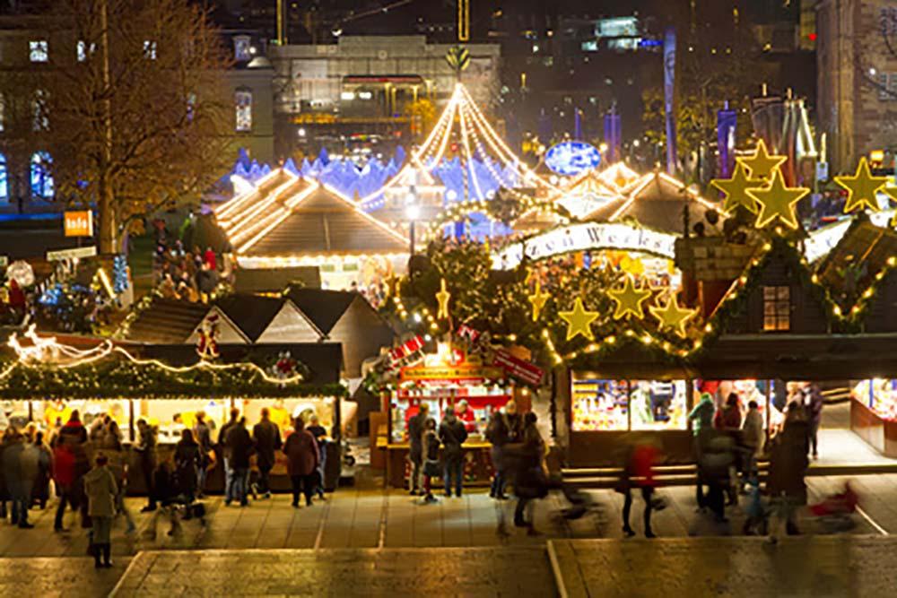 Stuttgart Weihnachtsmarkt.Weihnachtsmarkt In Stuttgart Weihnachtsmarkte In Europa