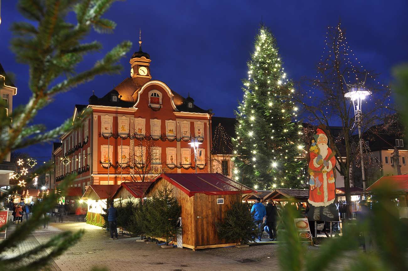 Suhler Weihnachtsmarkt - Der Sühler Chrisamelmart