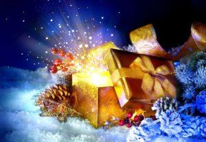 Im Glanz der historischen Weihnacht
