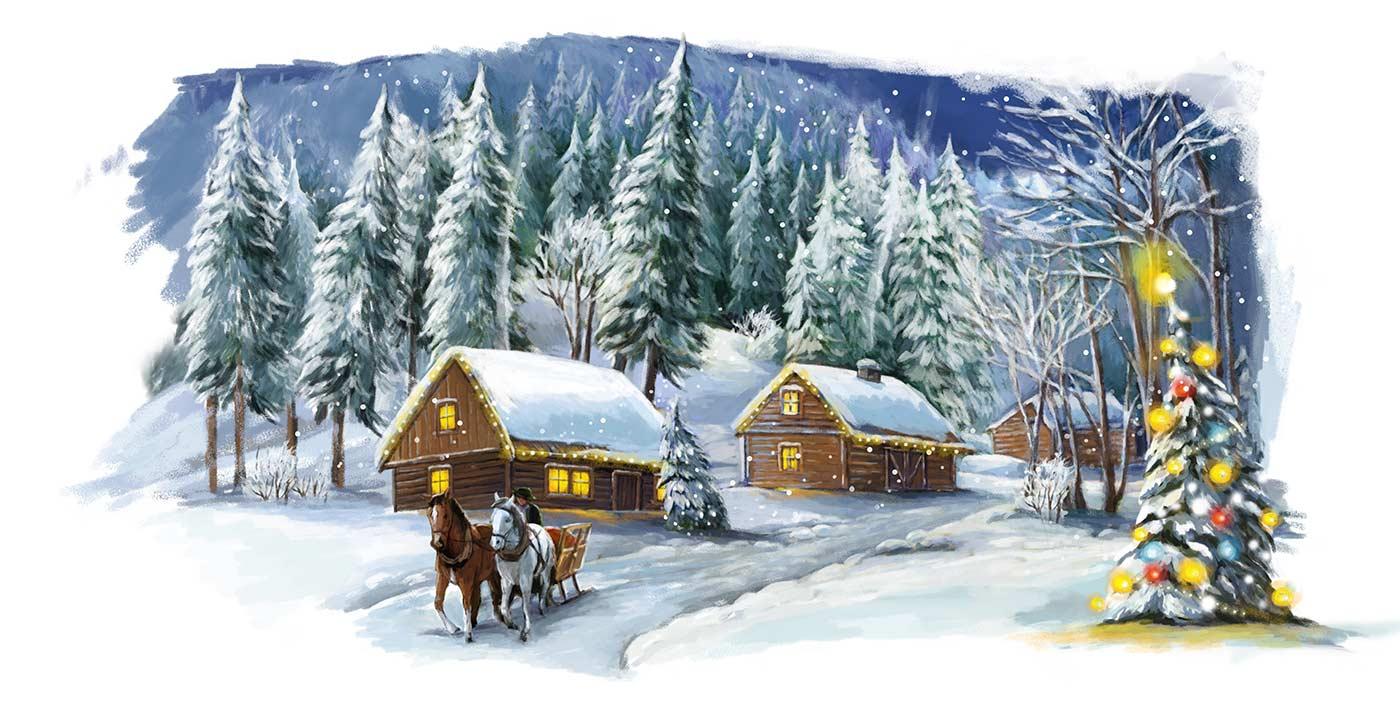 weihnachten schnee kutsche weihnachtsm rkte in europa. Black Bedroom Furniture Sets. Home Design Ideas