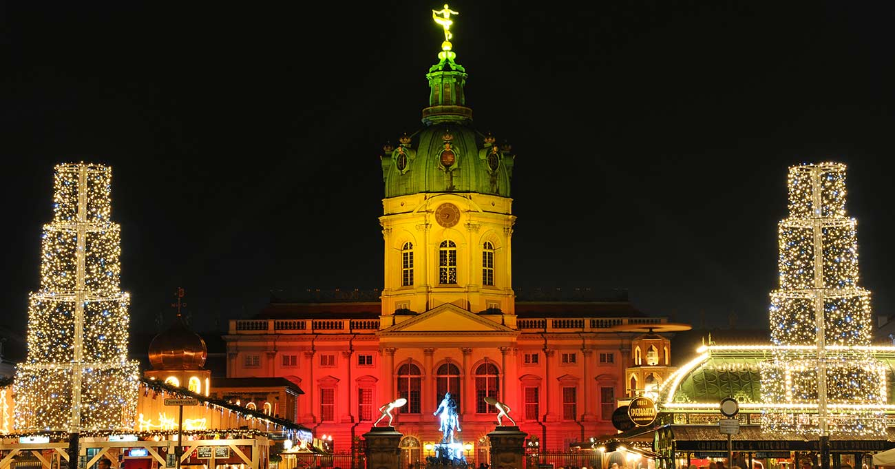 Größter Weihnachtsmarkt Berlin.Weihnachtsmarkt Schloss Charlottenburg Termine Und öffnungszeiten