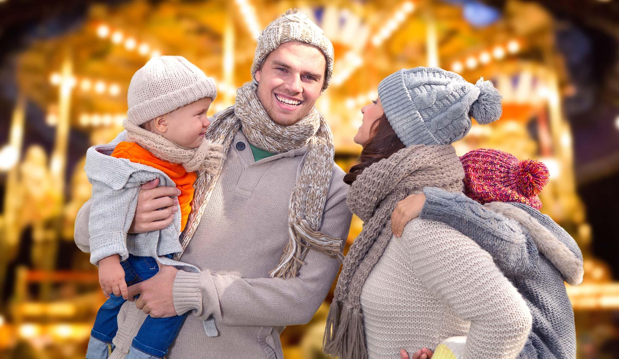 Pforzheimer Weihnachtsmarkt.Goldener Pforzheimer Weihnachtsmarkt In Baden Württemberg