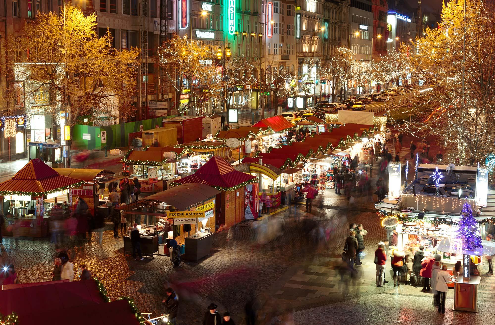 Stuttgart Christmas Market Food