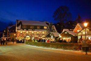 Weihnachtsmarkt in Seiffen