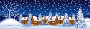 Advent im Schnee