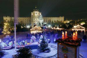 Wien Weihnachtsdorf
